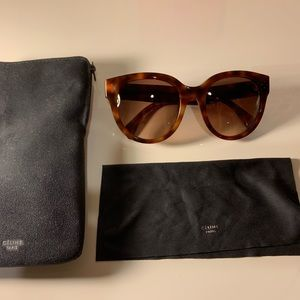 Celine Audrey Sunglasses  CL41755 VMB71